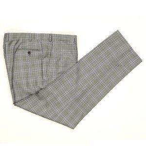 Isaia 150's Sciammeria Wool Dress Pants 38 X 34